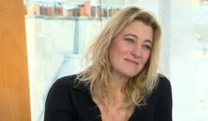 Portrait et interview de Valeria Bruni Tedeschi