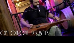 Cellar Sessions: Zak Trojano - 99 Ways August 8th, 2018 City Winery New York