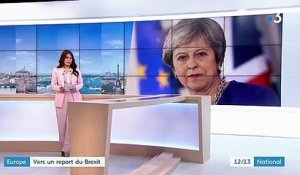 Europe : vers un report du Brexit