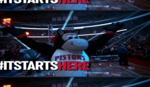 2019 NBA Team Snapshots - Detroit Pistons
