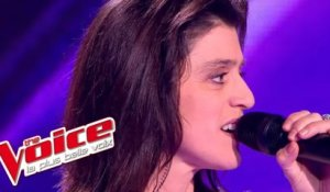 Alanis Morissette - Ironic | Claire Litvine | The Voice France 2013 | Blind Audition