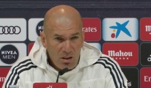 "Real - Zidane : ""On recrutera certainement un peu plus"""