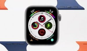 Apple Watch Series 4 : Plus de puissance, plus de couleurs