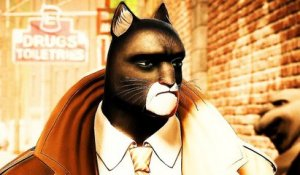 BLACKSAD UNDER THE SKIN Bande Annonce
