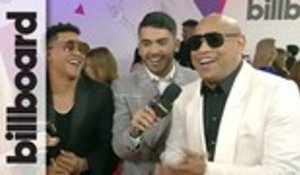 Gente De Zona Close Out BBLMA Pre-Show With a Song | Billboard Latin Music Awards 2019