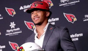 Cardinals introduce No. 1 pick Kyler Murray