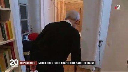 Dependance Une Aide Pour Adapter La Salle De Bain Des Personnes Agees