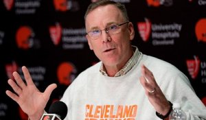 John Dorsey: 'I hate hype ... it's not real'