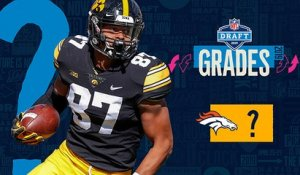 Daniel Jeremiah grades the Broncos' 2019 draft class