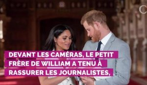 Royal baby : cette blague du Prince Harry qui a beaucoup fait rire Meghan Markle