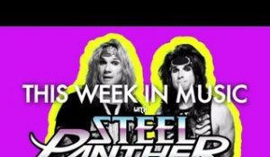 Steel Panther TV - This Week In Music #1