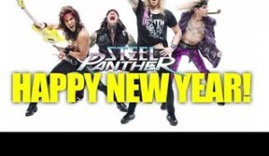 New Year's Eve Tips from Steel Panther TV!