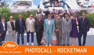 ROCKETMAN - Photocall - Cannes 2019 - EV