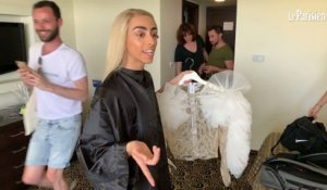 Eurovision : Bilal Hassani dévoile sa transformation glamour