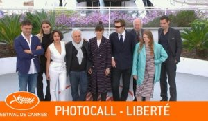 LIBERTE - Photocall - Cannes 2019 - VF