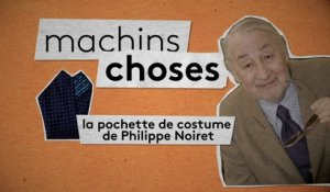 Philippe Noiret dans la collection Machins Choses