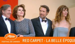 LA BELLE EPOQUE - Red carpet - Cannes 2019 - EV
