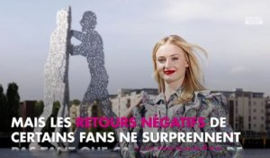 Game of Thrones : Sophie Turner en colère contre les fans de la série