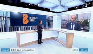 Ascoval : British Steel placée en liquidation