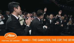 THE GANGSTER THE COP THE DEVIL - Rang I - Cannes 2019 - EV