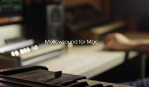 Mellowsound for Mac Audio Unit and Standalone (1080p)