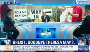 Brexit: Goodbye Theresa May ?