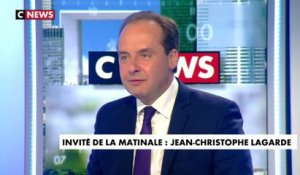 L'interview de Jean-Christophe Lagarde