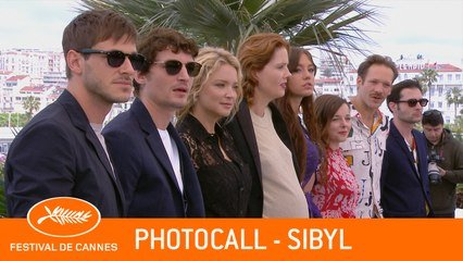 SIBYL - Photocall - Cannes 2019 - VF