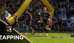 TOP 14 - Le Zapping de la J26- Saison 2018-2019