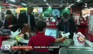 Grande distribution : Casino dans la tourmente