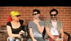 Big Day Out: Bluejuice (Sydney) - In Conversation with the AU review.