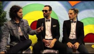 Interview: All the Colours at the Big Day Out Sydney (2014)