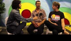 Interview: Loon Lake at the Big Day Out Sydney (2014)