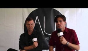 Jimmy Eat World: Jim and Rick Interviewed at Soundwave Festival 2014 (Sydney)