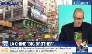 "La Chine ""big brother"""