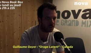 Le slam de Guillaume Goyer | Nova Book Box