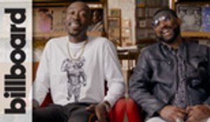 Freddie Gibbs & Madlib Talk New Album 'Bandana,' Working With Pusha T & Killer Mike | Billboard