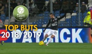 Top 3 buts Stade Brestois 29 | saison 2018-19 | Domino's Ligue 2