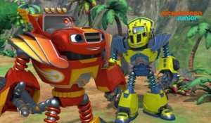 Blaze et les Monster Machines | Blazozoique | NICKELODEON JUNIOR
