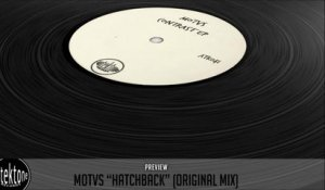 MOTVS - Hatchback (Original Mix) - Official Preview (Autektone Records)