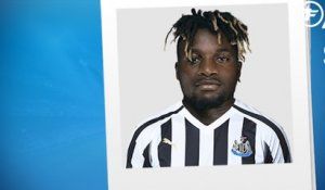 OFFICIEL : Allan Saint-Maximin quitte Nice pour Newcastle