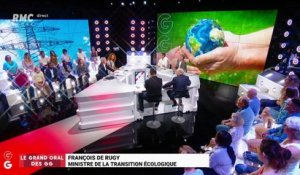Le Grand Oral de François de Rugy, ministre de la Transition écologique - 26/06