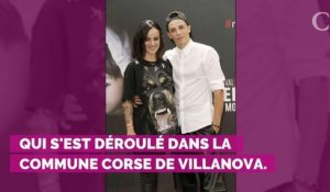 PHOTOS. Alizée adresse un tendre message d'amour à Grégoire Ly...