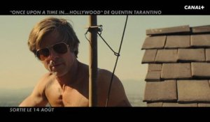Débat sur Once Upon a Time… in Hollywood - Le Cercle du 28/06