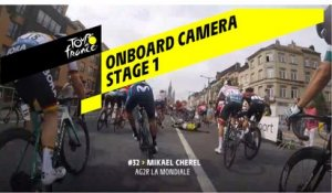 Onboard camera - Étape 1 / Stage 1 - Tour de France 2019
