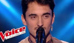 Daft Punk - Digital Love | Jules Couturier | The Voice France 2017 | Blind Audition