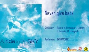 Skywatcher - Never give back