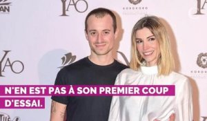 PHOTOS. Alexandra Rosenfeld et Hugo Clément bientôt parents :...
