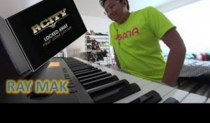 R. City ft. Adam Levine - Locked Away Piano by Ray Mak