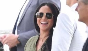 PHOTOS. Kate Middleton et Meghan Markle, réunies pour la premi...